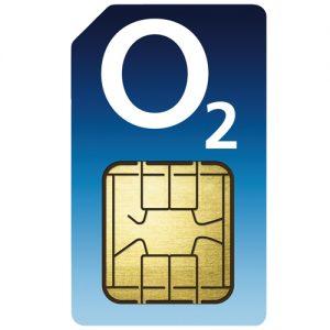 O2 Pay As You Go Trio Sim ( Full MicroNano ) Retail Pack