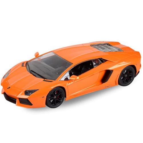 Remote Control Lamborghini Aventador LP 700-4 1:24 In Orange
