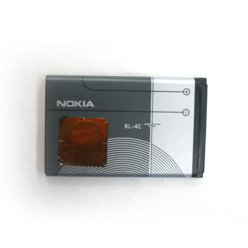 Genuine Nokia BL-4C Battery - 950mAH  - BL4C