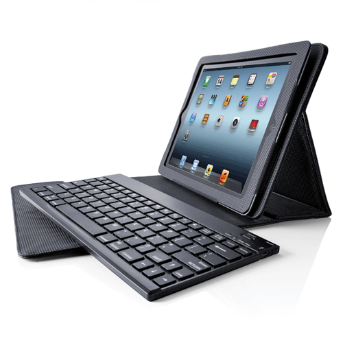 Pama Bluetooth Keyboard And Case for iPad Mini - BTIPADMKC