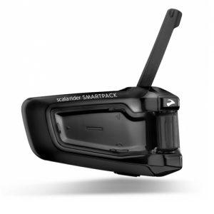 Cardo Scala Rider SmartPack Motorcycle Bluetooth Handsfree - BTSRSP