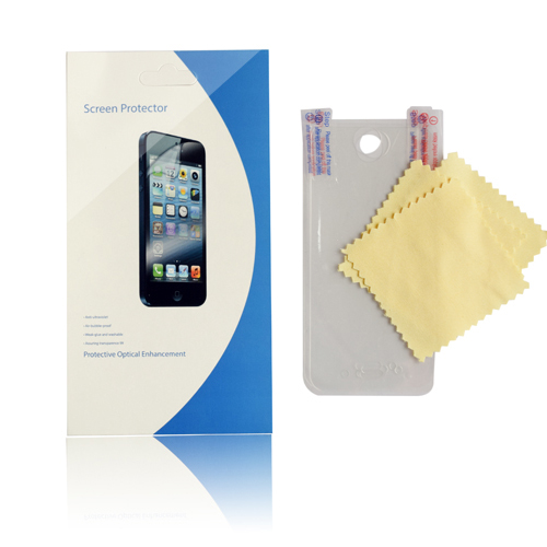 Pama Clear Screen Protector For iPhone4/4S 3 Per Pack - IPH4SCSP