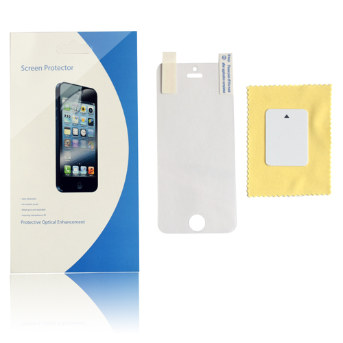 Pama Clear Screen Protector For iPhone5 - 1 Per Pack - IPH5CSP