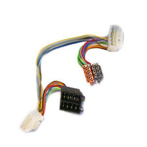 Iso Mute Adaptor for Honda 86130 - ISOHONDA