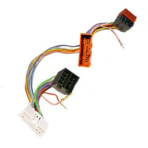 Iso Mute Adaptor for Mazda 2001 86140-v1 - ISOMAZ