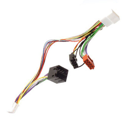 Iso Mute Adaptor for Nissan Pathfinder - ISONIS3