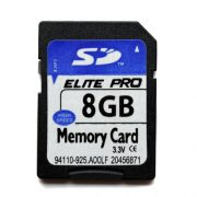 Micro SD Memory Card With SD Adpater 8GB High Speed