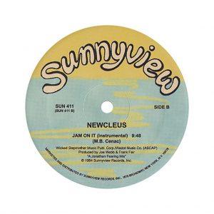 newcleus-vinyl