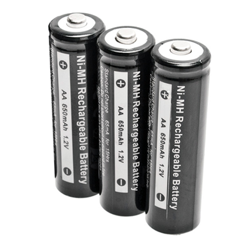 Genuine Replacement Battery for Cobra PMR975 600mAh **Pack of 4** *Bulk*