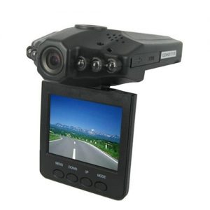 Pama Plug N Go Drive 1- Automated Driving Recorder/HD DVR with 2.5 Inch LCD - PNGD1