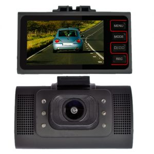 Pama Plug N Go Drive 2 - Automated Driving Recorder/HD DVR Twin Camera