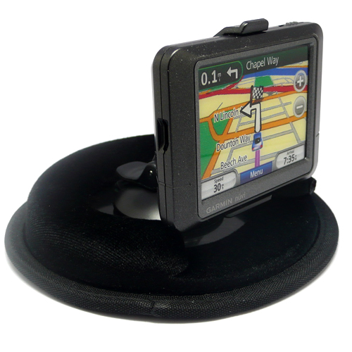 Pama Sat Nav Bean Bag Mount for Window Suction Brackets - SNBB