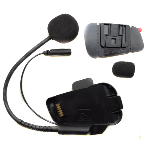 Cardo Scala Rider PackTalk Microphone Kit - Boom - SPPT0001