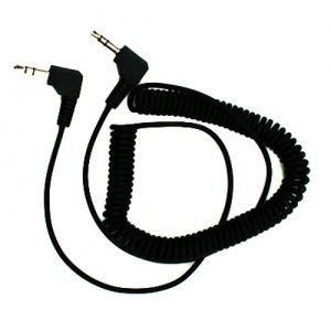 Cardo Scala Rider MP3 Stereo Cable 2.5mm To 3.5mm - CBL00002 - SRMP3C