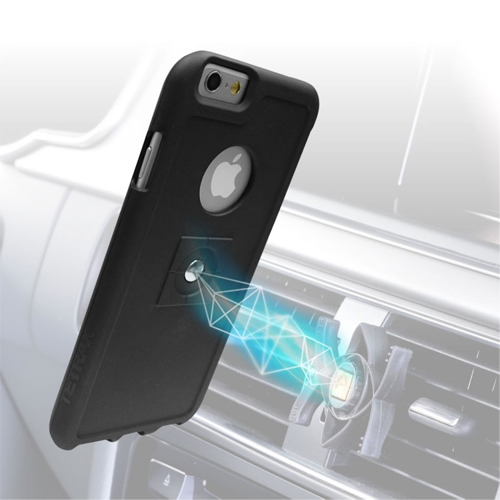 Tetrax XCASE for iPhone6 Plus in Black - T12103B