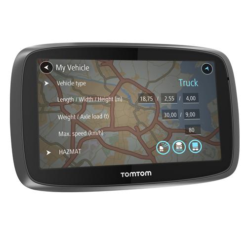 TomTom Trucker 6000 6 Inch Sat Nav - TTT6000
