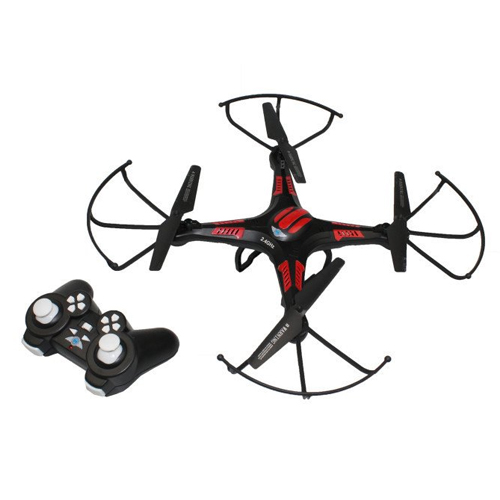 X-Cam Quadcopter With HD Camera