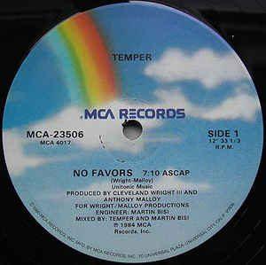 vinyl-temper