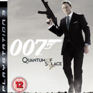 007 Quantum of Solace ps3